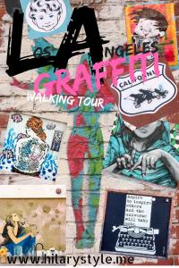 Street Art Graffiti Walking Tour of Downtown Los Angeles