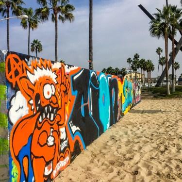 Venice Art Walls: Caution Wet Paint | HilaryStyle