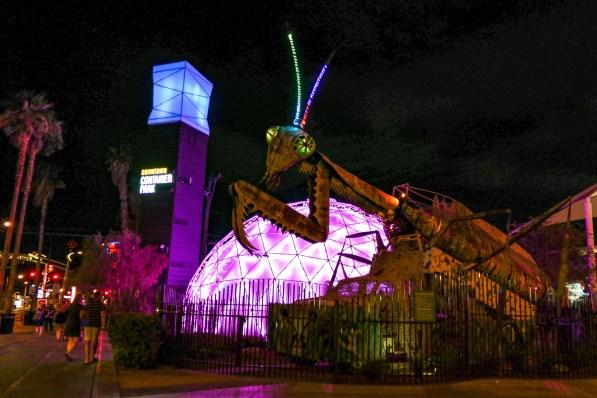 Las Vegas Nevada Burning Man Street Art