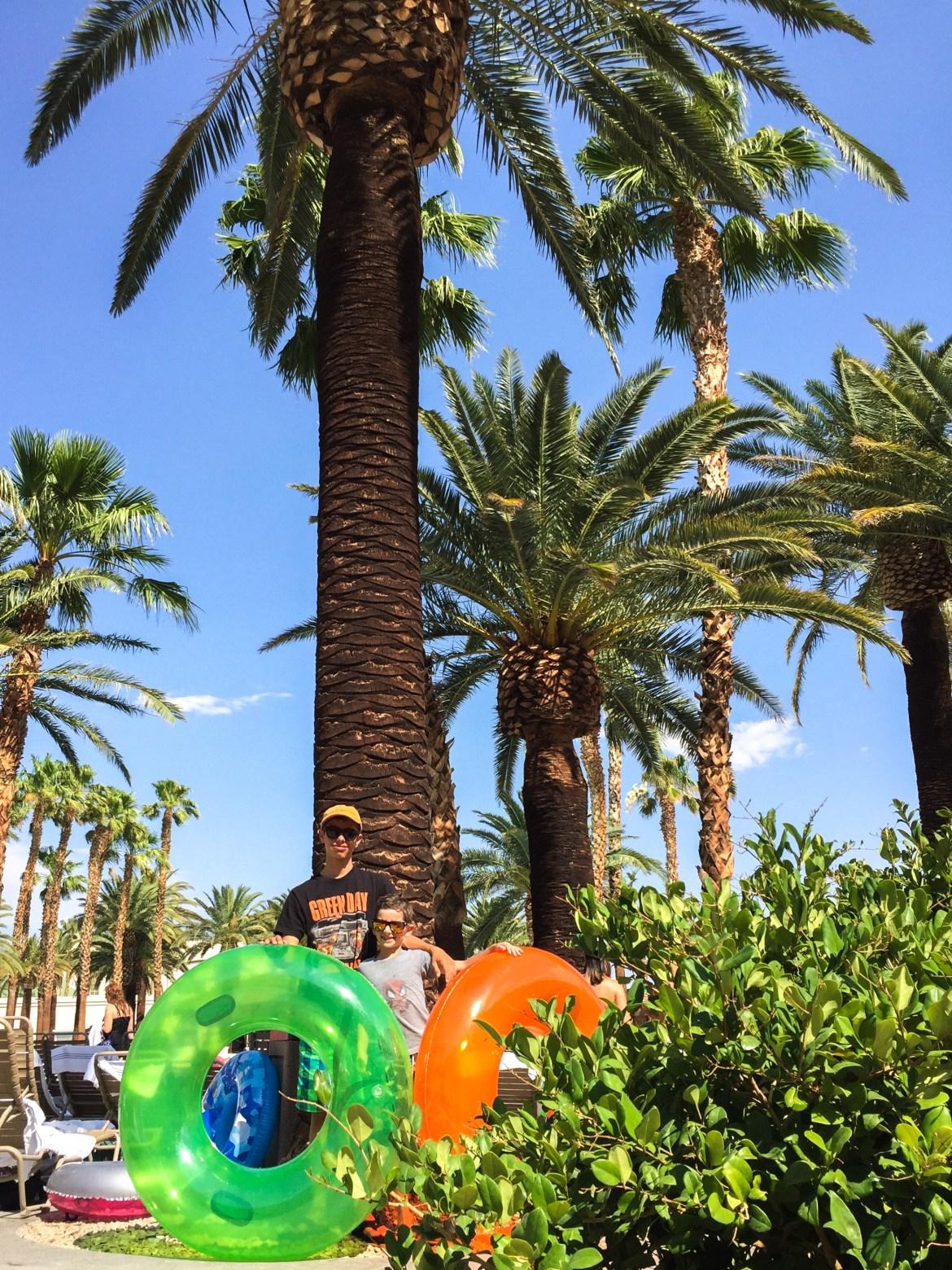 Things to do in Las Vegas Mandalay Bay Pool