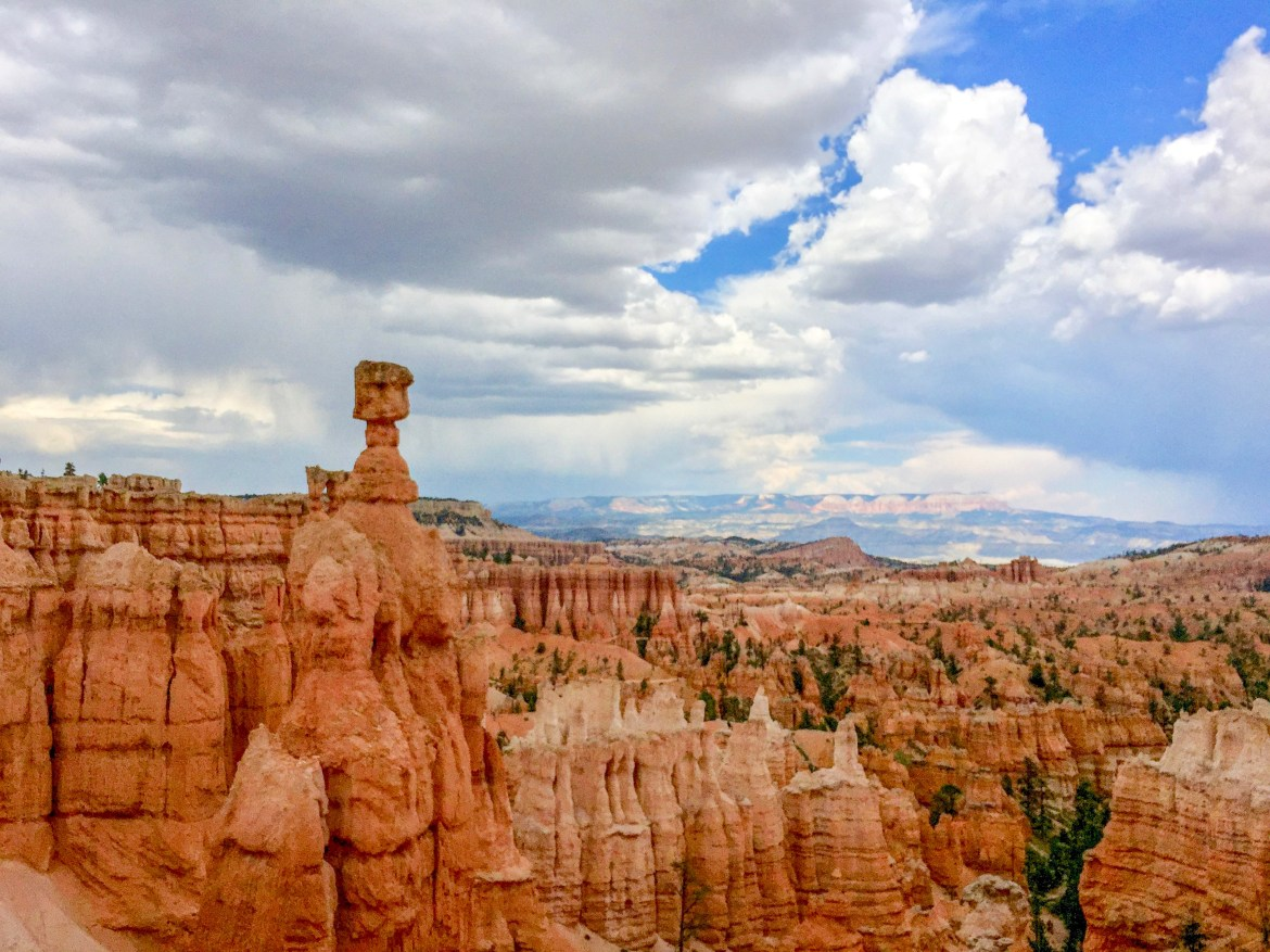 Bryce Canyon National Park #thorshammer
