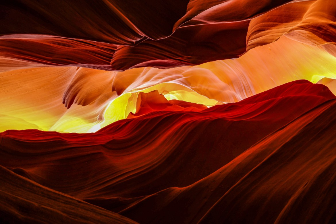 #familytravel Antelope Canyon Page Arizona