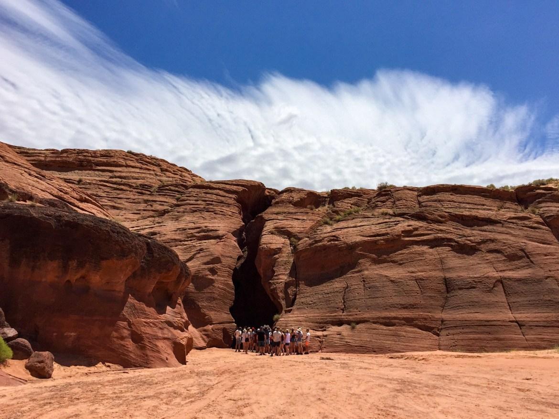 Antelope Canyon Page Arizona #antelopcanyon