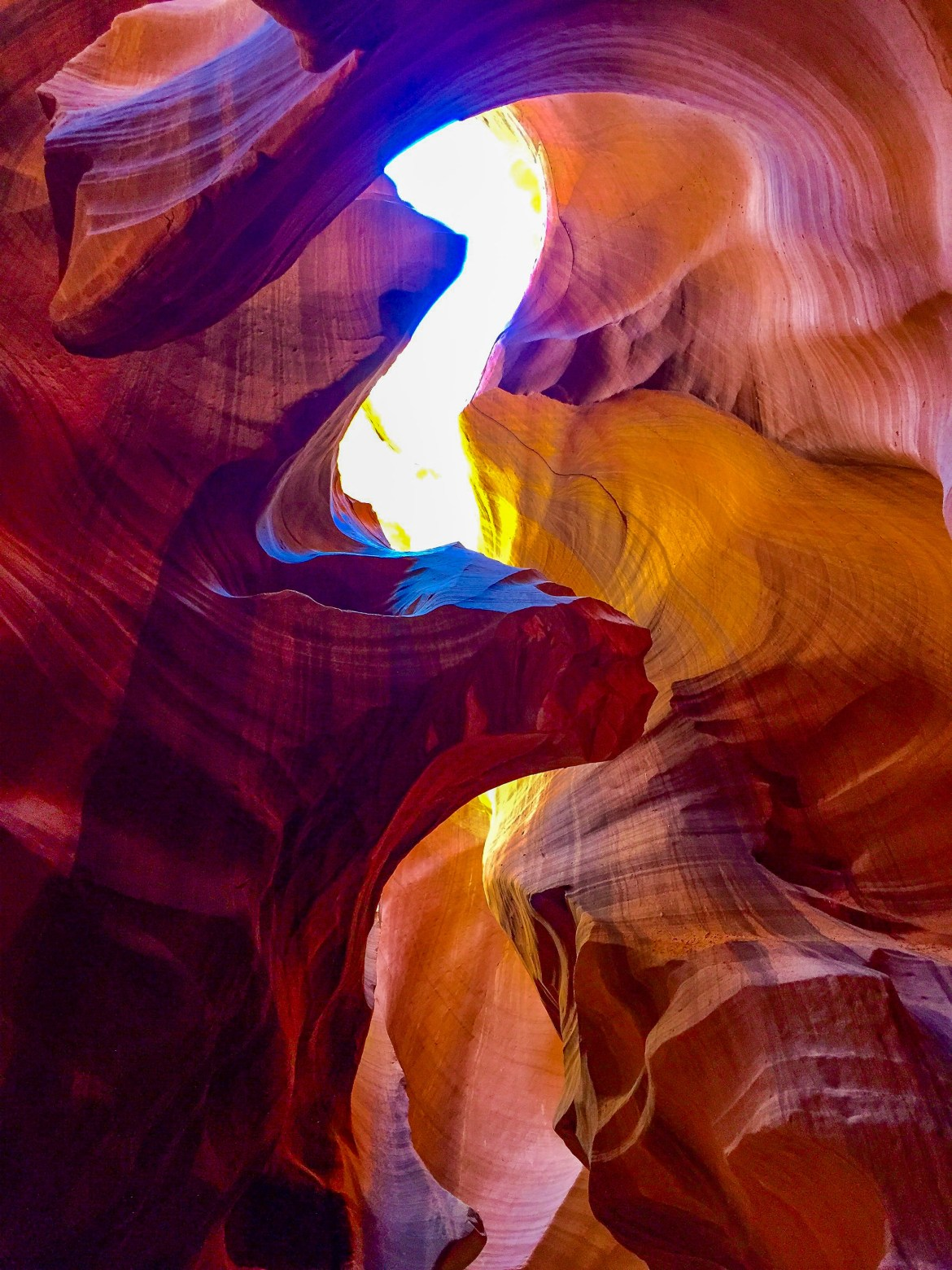 Antelope Canyon Page Arizona #antelopecanyon