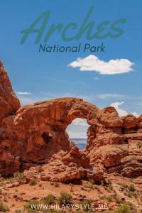 Family Activities Arches National Park #archesnationalpark