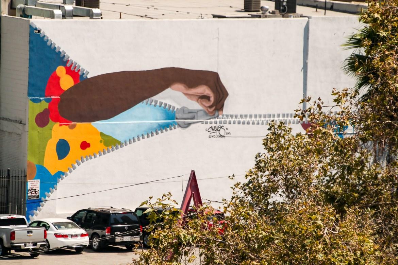 Street Art Los Angeles California #dtlastreetart