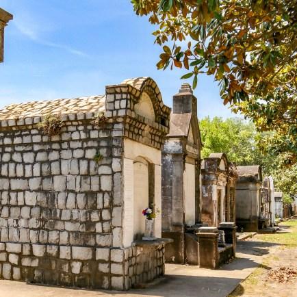 Lafayette Cemetery No 1 New Orleans Louisiana