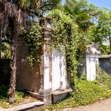 Lafayette Cemetery No 1 New Orleans Louisiana