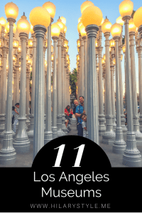 Things to do in Los Angeles Museums