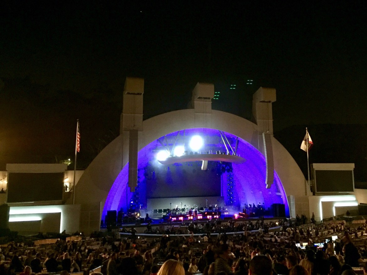 Depeche Mode The Hollywood Bowl Los Angeles California