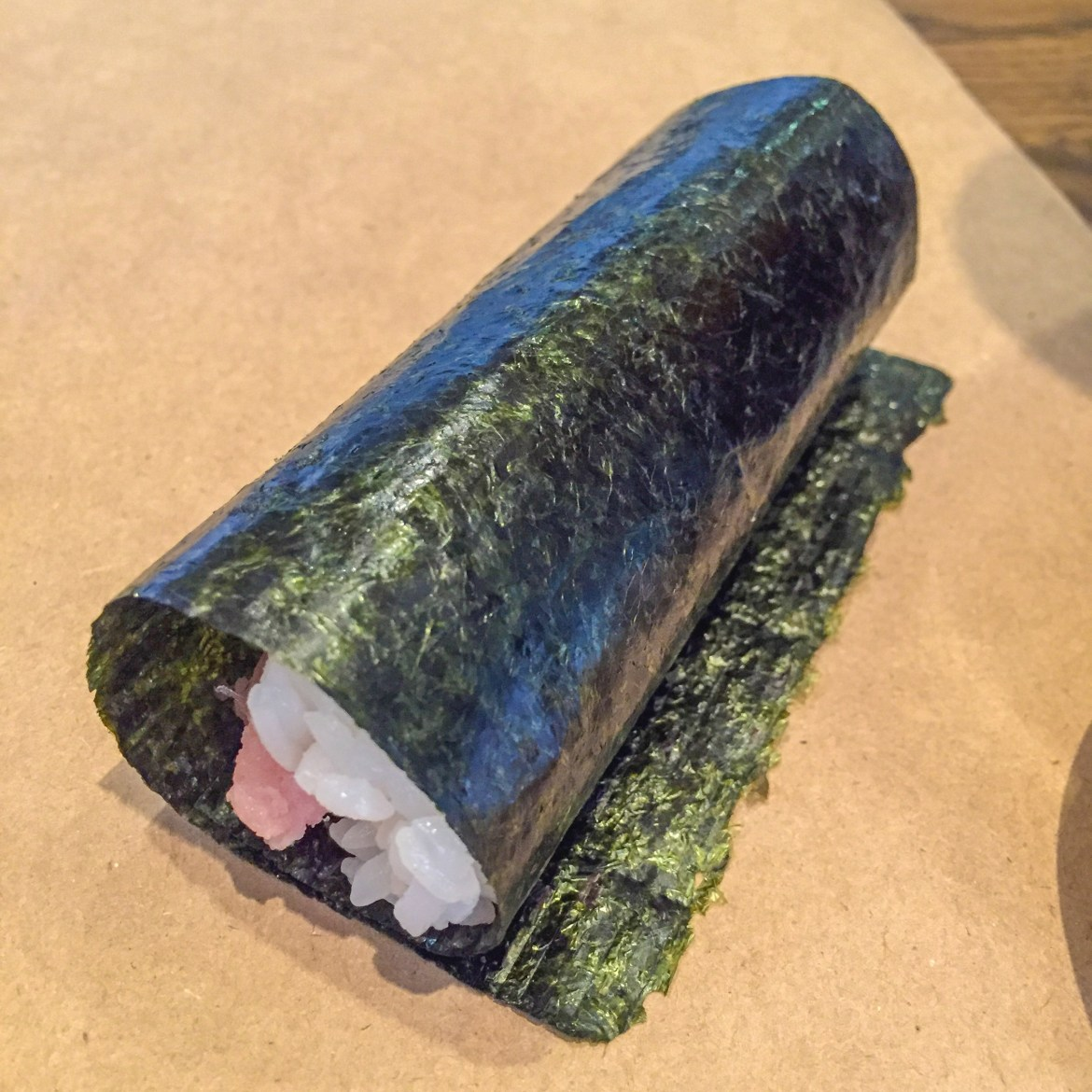 Kazu Nori {laces to eat Downtown Los Angeles California
