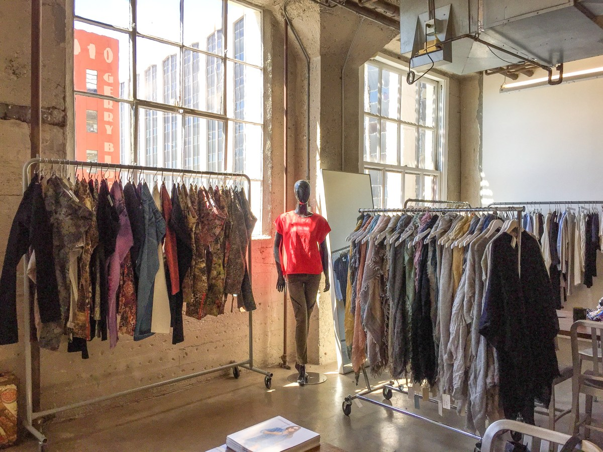 Shopping the Sample Sales in LA's Fashion District