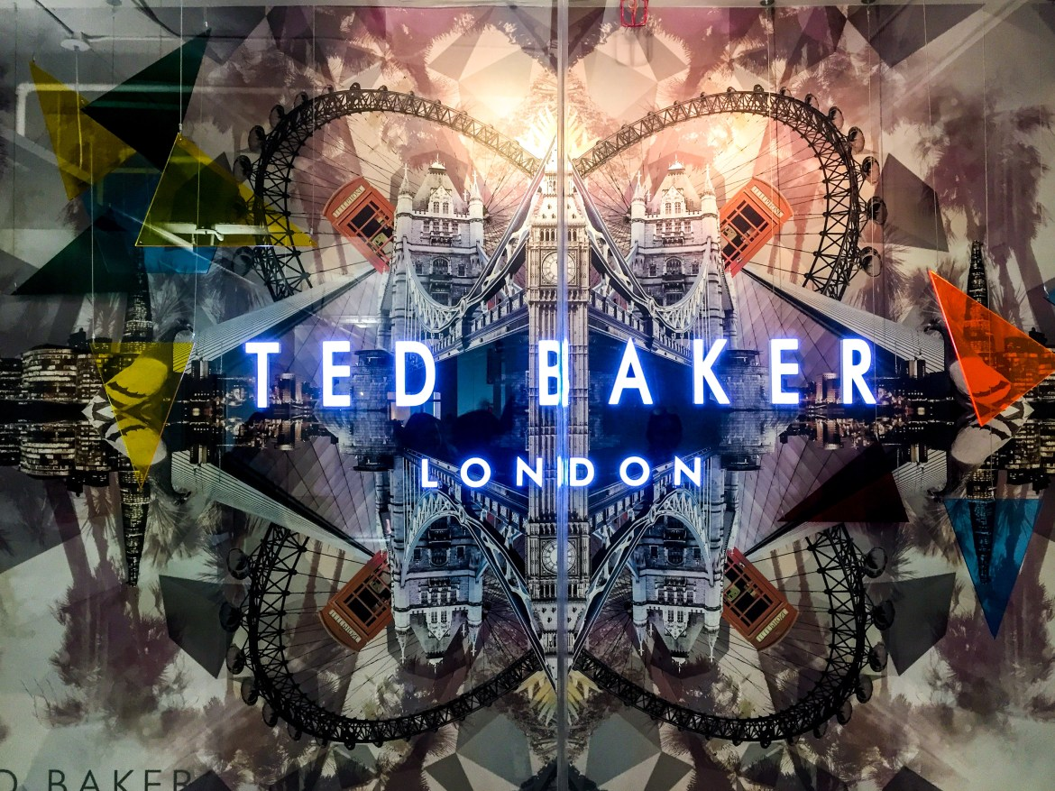 Ted Baker Sample Sale Fashion District Los Angeles California