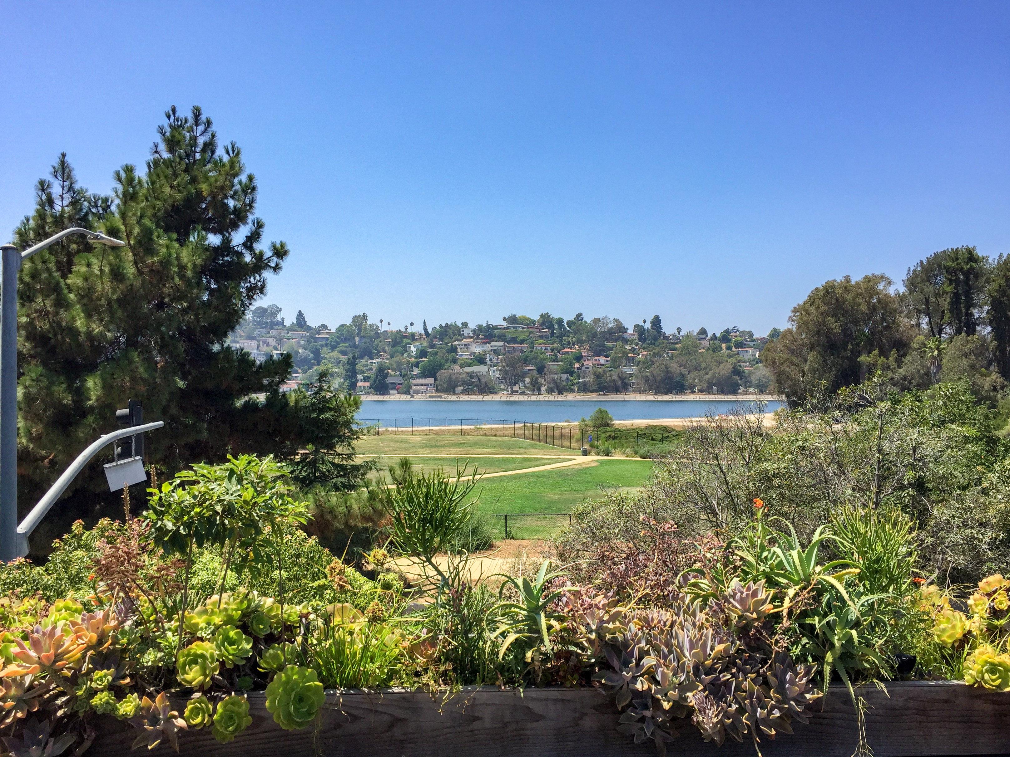The Neutra House Los Angeles California