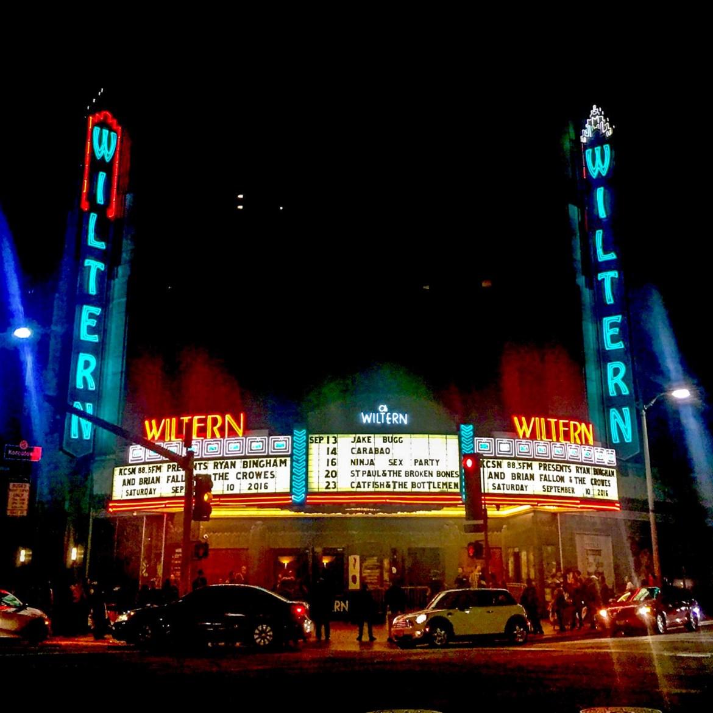 Wiltern Korea Town Los Angeles California