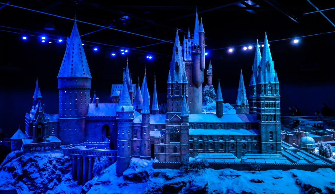 #hogwarts Things to do in London with Kids