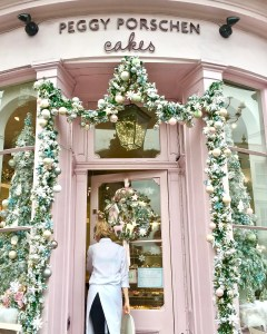 Instagrammable London Peggy Porschen Cakes