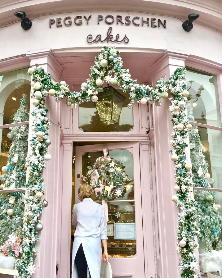 Instagrammable London Peggy Porschen Cakes