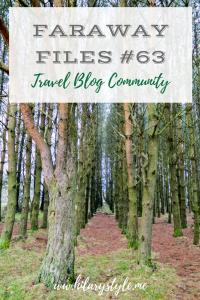 Faraway Files A Travel Blogging Community #farawayfiles