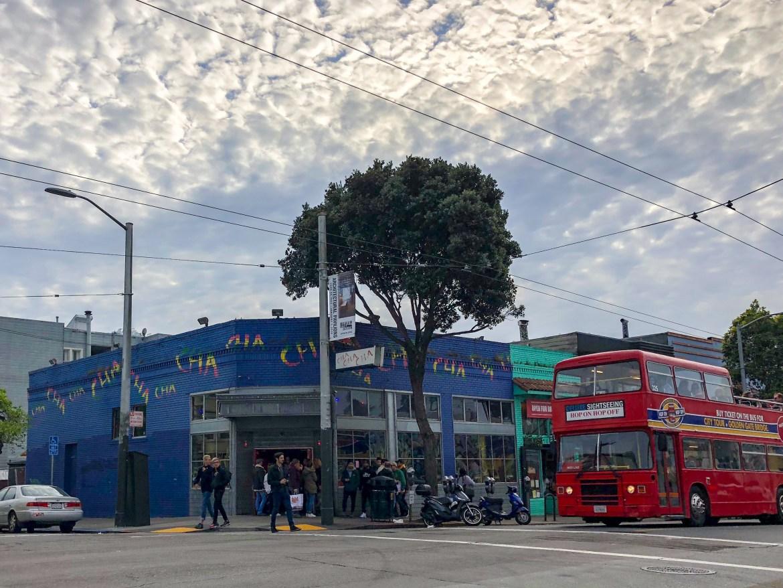 Cha Cha Cha San Francisco California