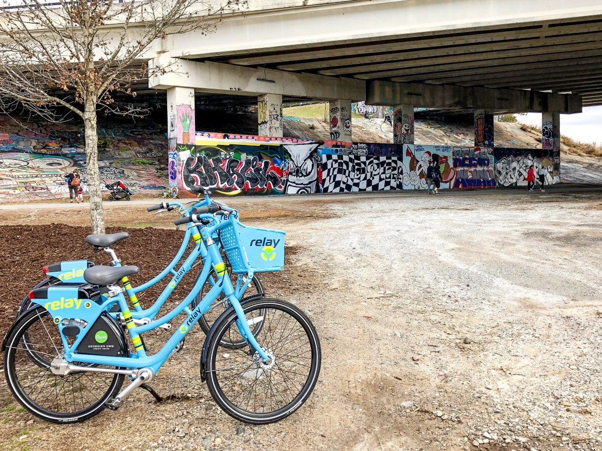 #freedomparkway the Atlanta BeltLine