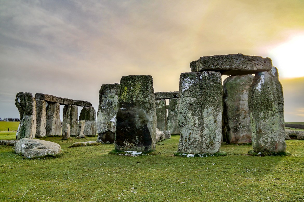 Stonehenge England United Kingdom