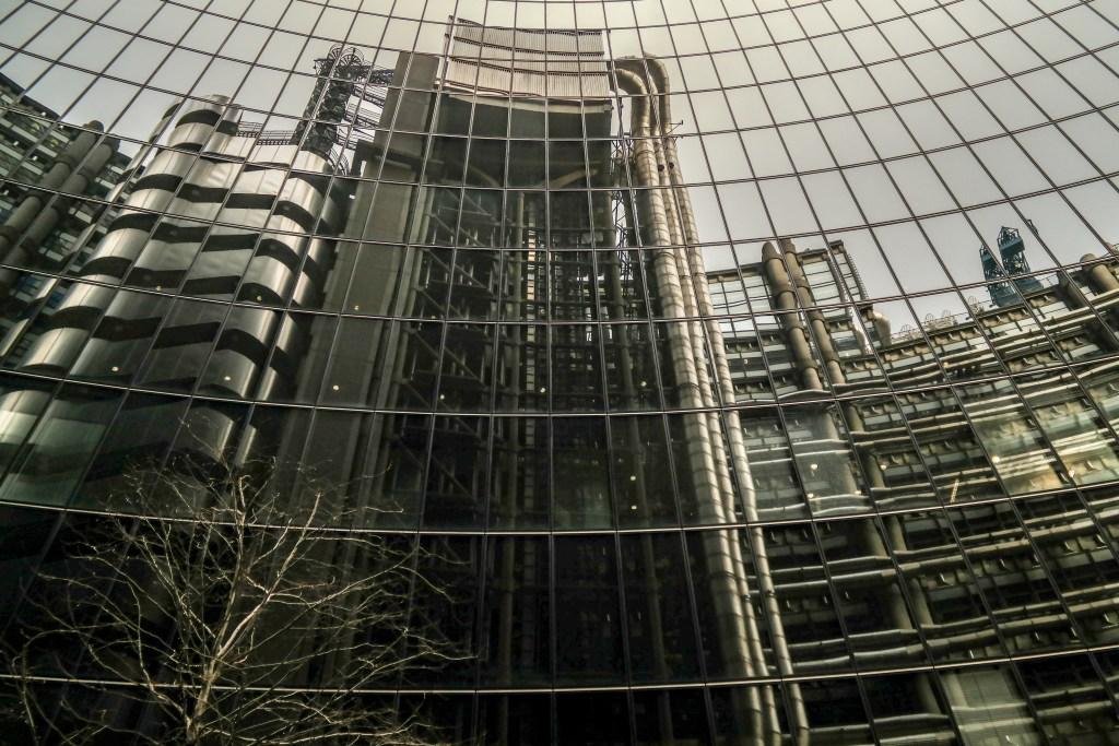 Lloyds Building London England United Kingdom