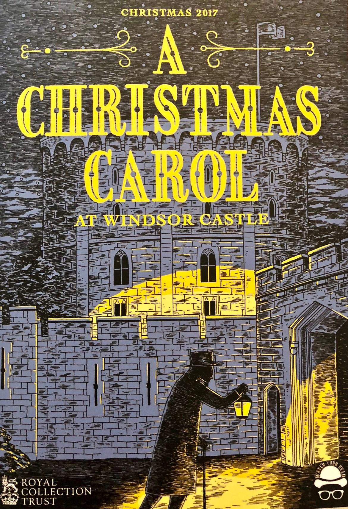 A Christmas Carol at Windsor Castle