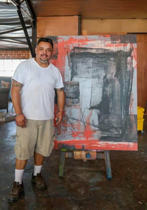 Karlos Marquez Los Angeles California