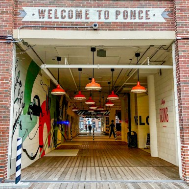 Ponce City Market Atlanta Georgia