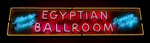 The Fox Theater Ballroom #vintageneon