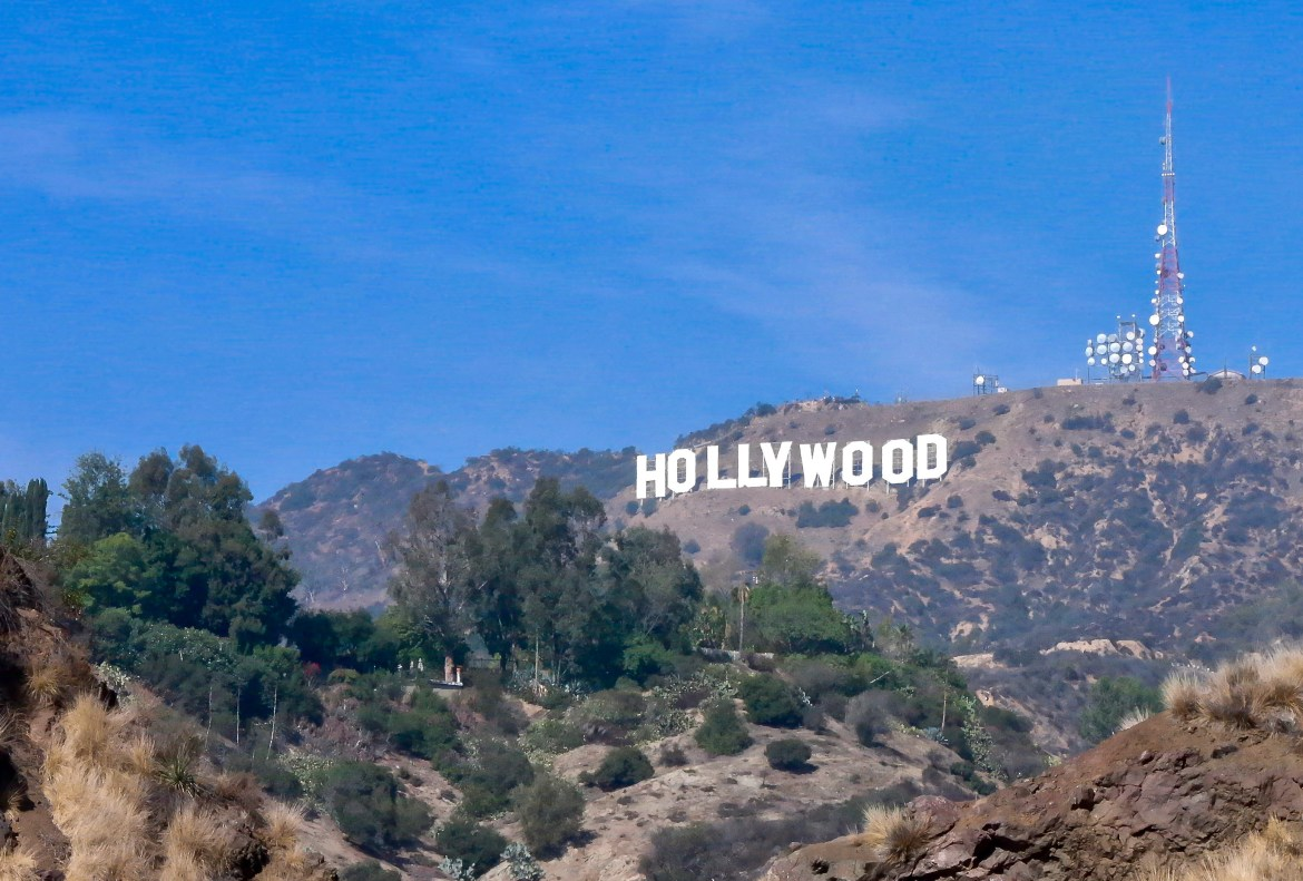 The Hollywood Sign Los Angeles California