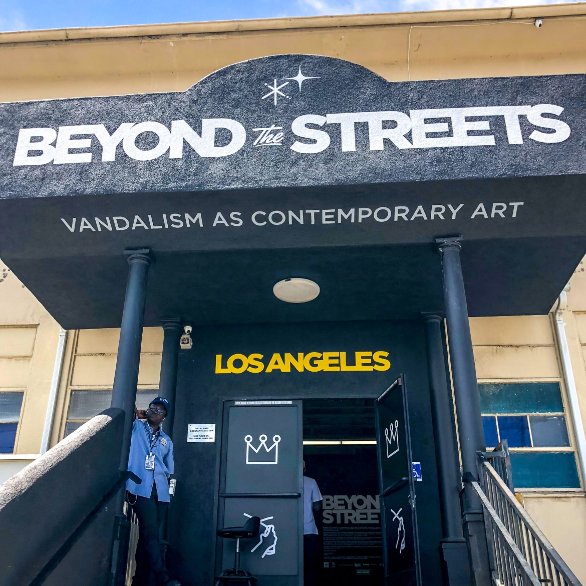 Beyond The Streets Los Angeles