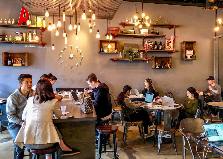 Alchemist Coffee Project Koreatown Los Angeles