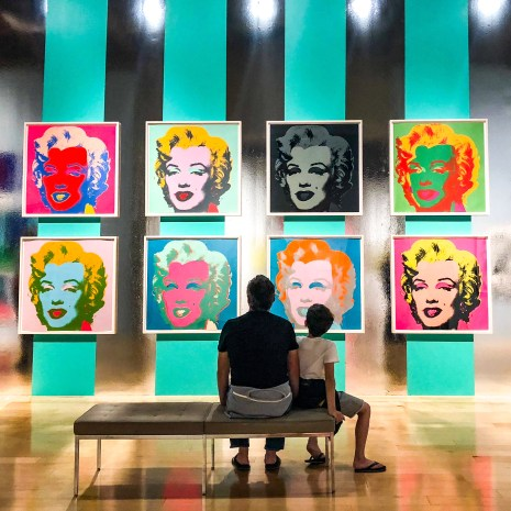 #marilynmonroe Palm Springs Art Museum Palm Springs California
