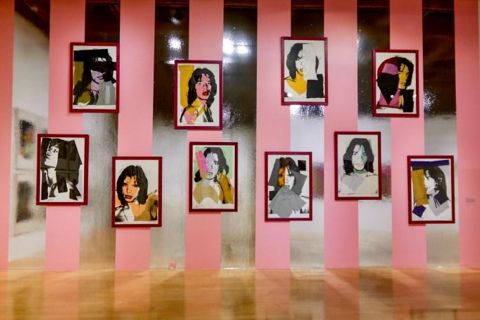 #mickjagger Palm Springs Art Museum Palm Springs California