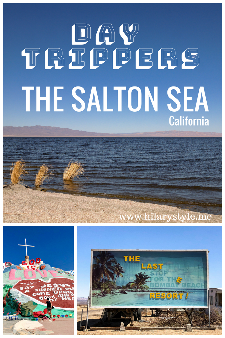 Day trips from Palm Springs #saltonsea