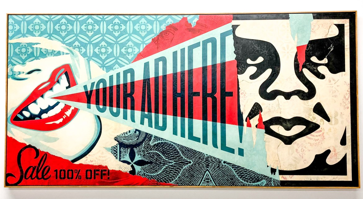 Shepard Fairey Beyond The Streets Los Angeles