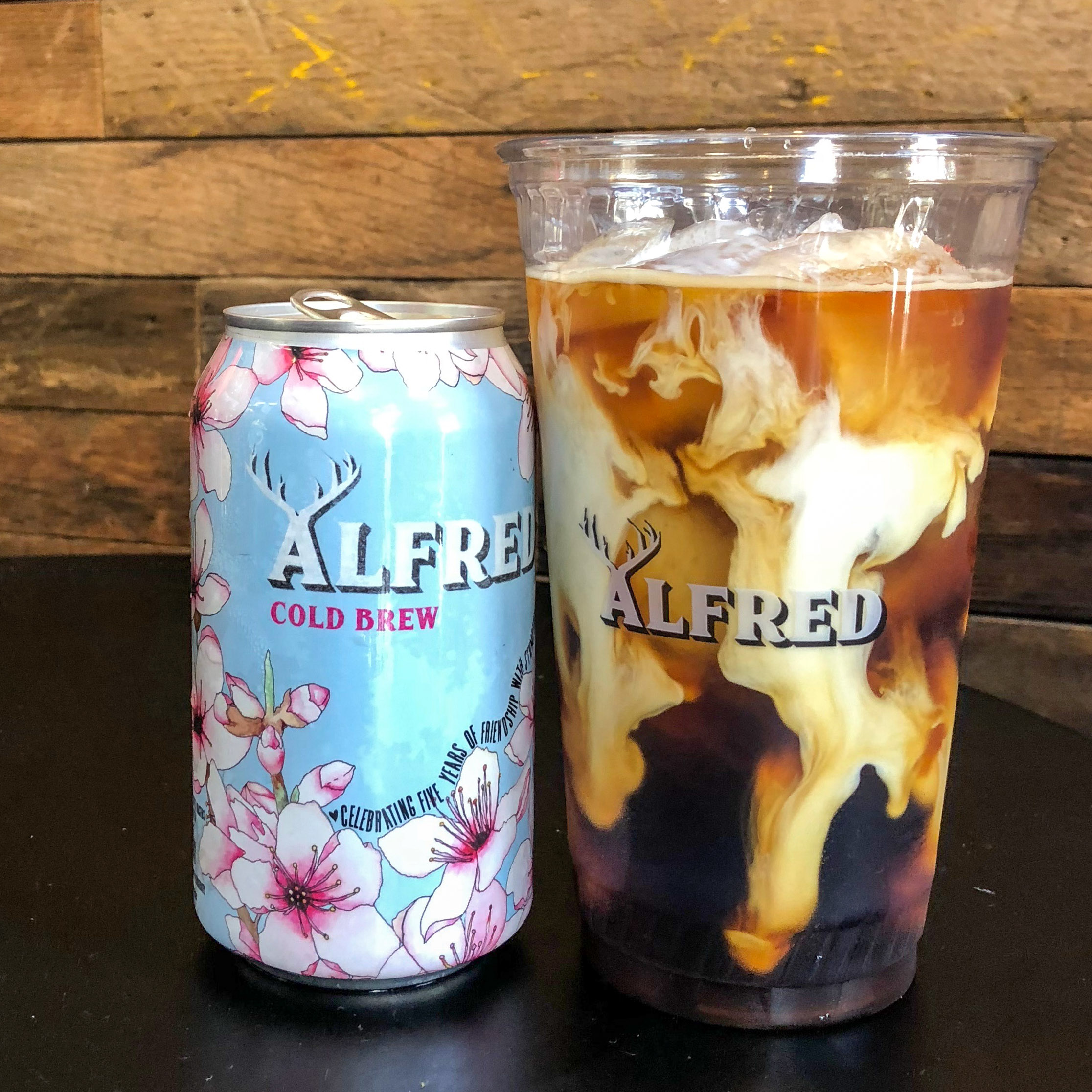 Alfred Coffee Silver Lake Los Angeles California
