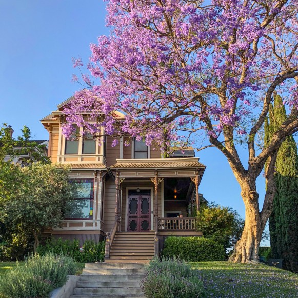 Angelino Heights Los Angeles California
