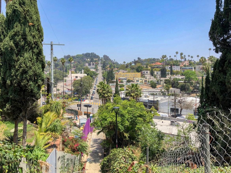 #hiddenstairs #silverlakelosangeles Micheltorena Stairs Silver Lake Los Angeles California