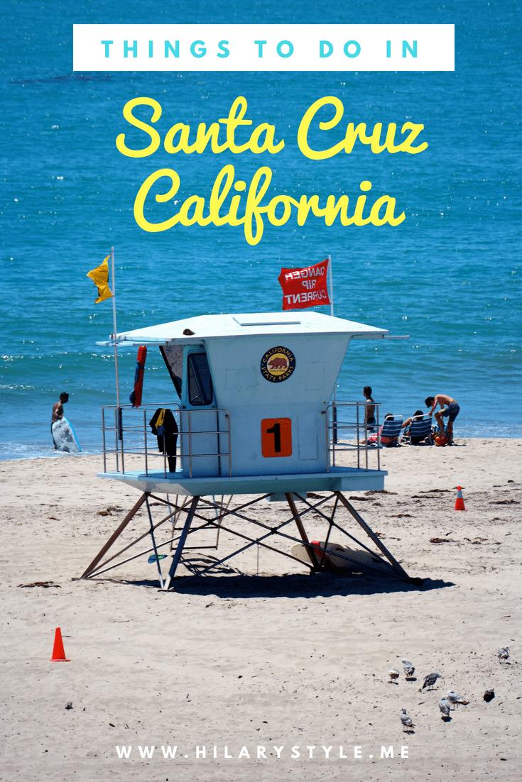 Things to do in Santa Cruz California #santacruzwithkids #familytravel #californiatravel #santacruz