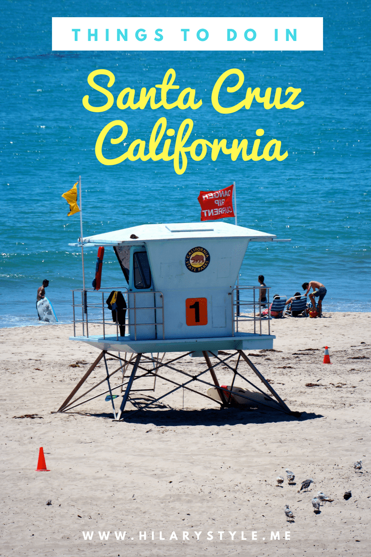 Things to do in Santa Cruz California #santacruzwithkids #familytravel #californiatravel #santacruz