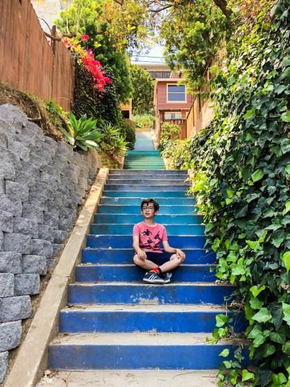 #hiddenstairs Swan Stairs Los Angeles California