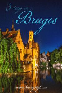 Three Days in Bruges Belgium with Kids #familytravel #belgiumwithkids