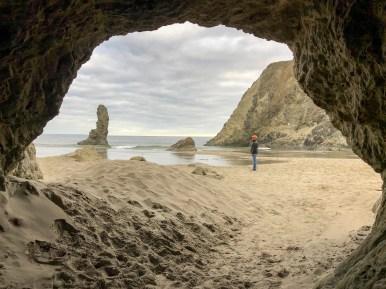 Face Rock Beach Bandon Oregon