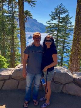 Crater Lake Klamath Falls Oregon