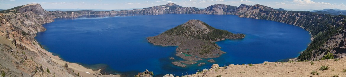 Crater Lake Klamath Falls Oregon
