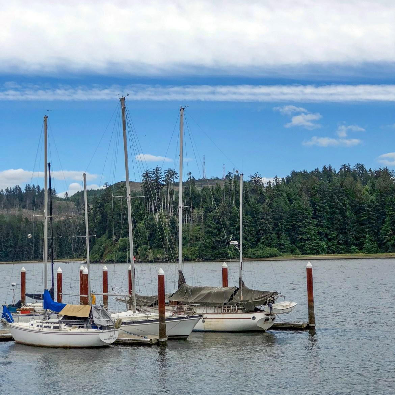 Harbor Florence Oregon