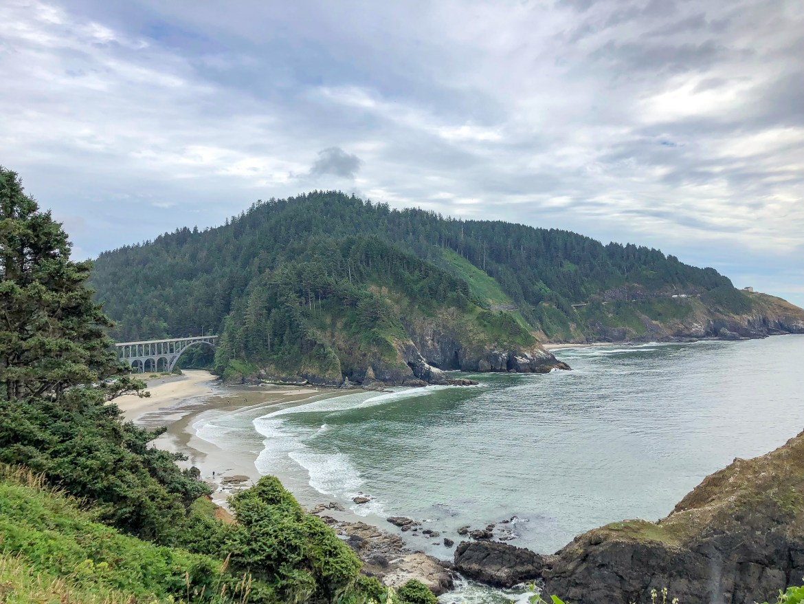 Heceta Head Florence Oregon